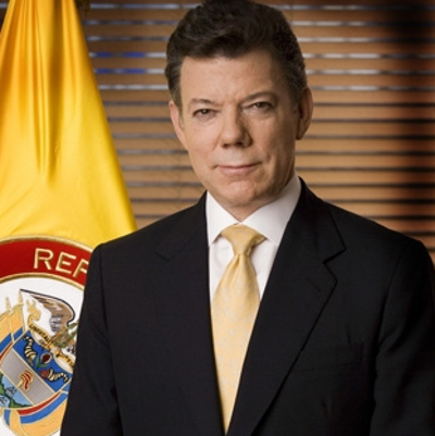 His Excellency Juan Manuel Santos Calderón
