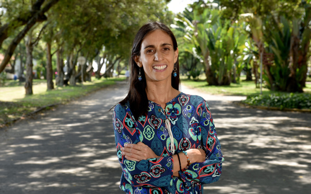 Ana María Loboguerrero – Making climate-smart agriculture the norm