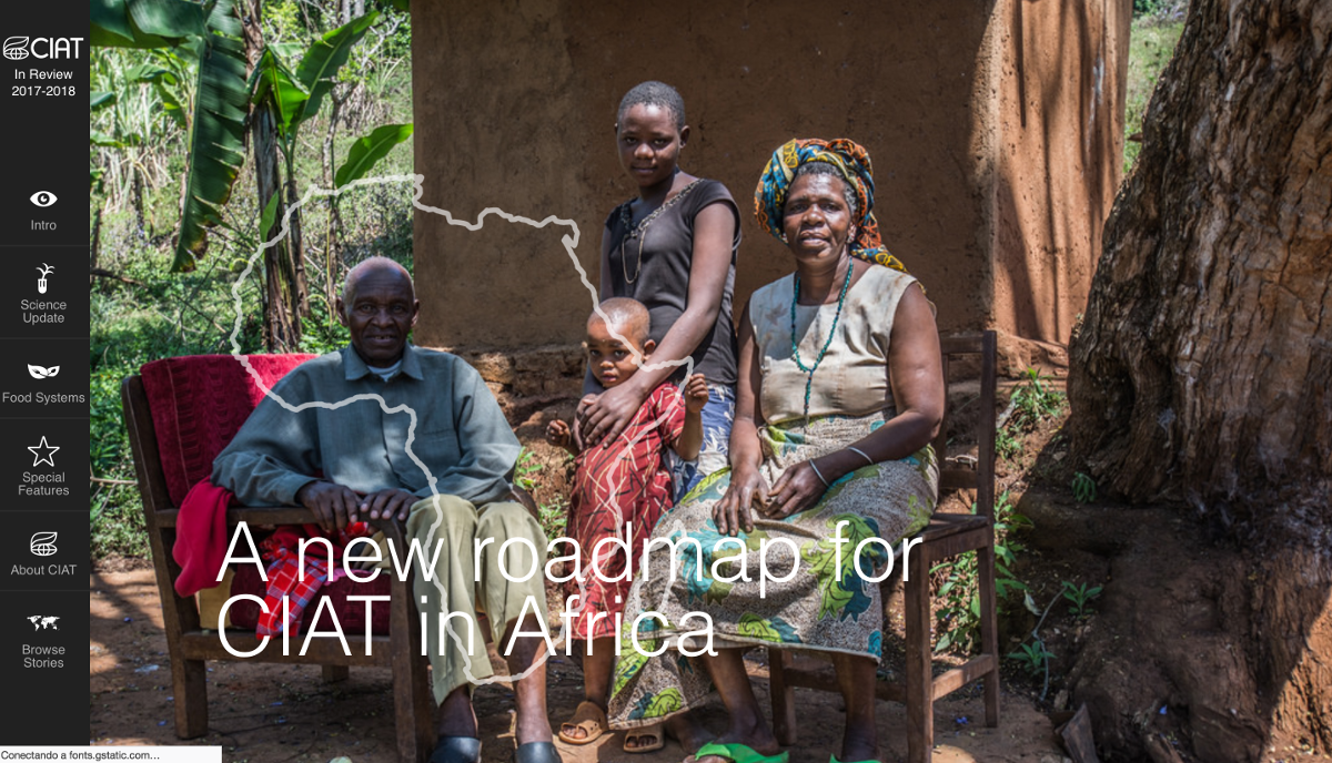 A new roadmap for CIAT in Africa