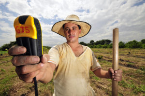 Farmers Associations across Colombia Institutionalized Climate Site-Specific Management
