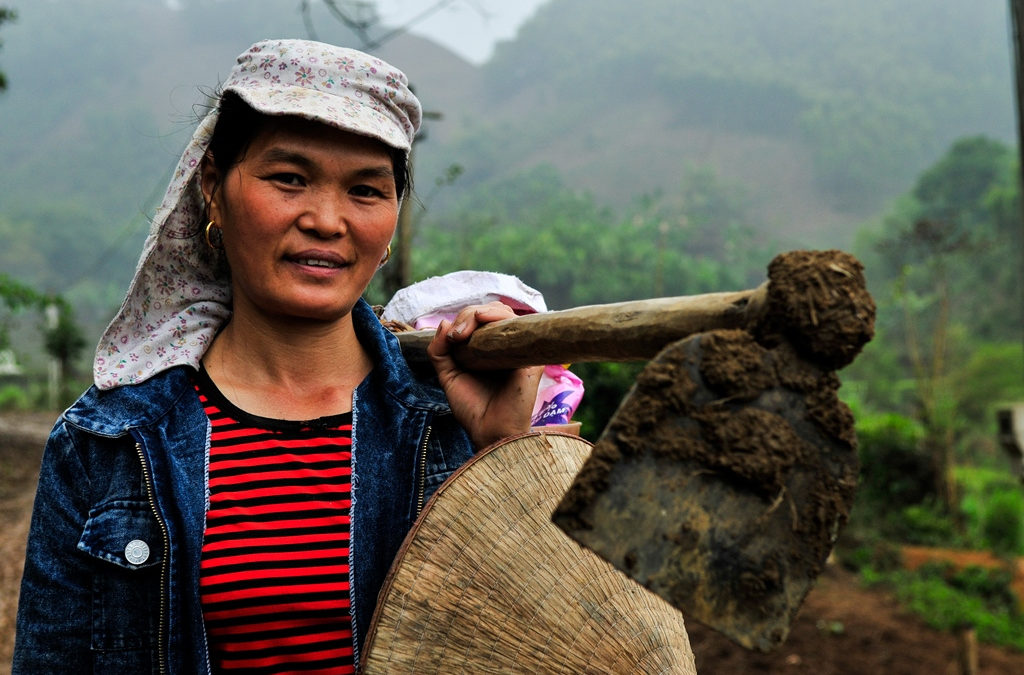 Ma village in Northern Vietnam: a living lab to test climate-smart agriculture